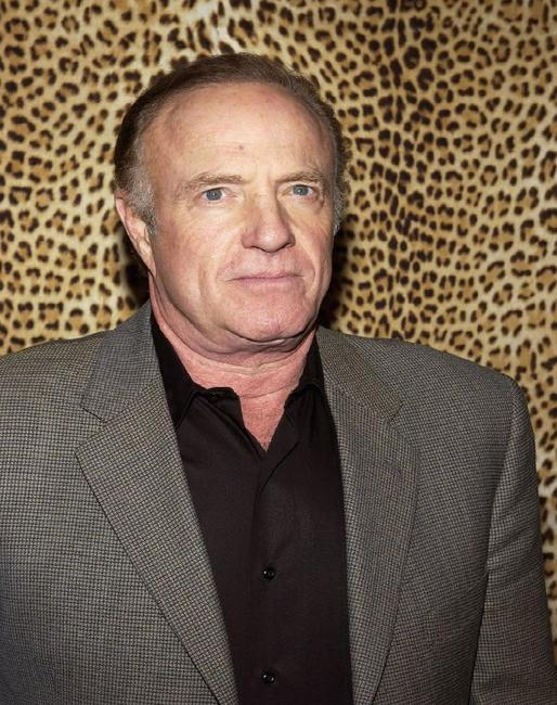 James Caan at Beverly Hills for opening of Roberto Cavallis new Rodeo Drive boutique.
