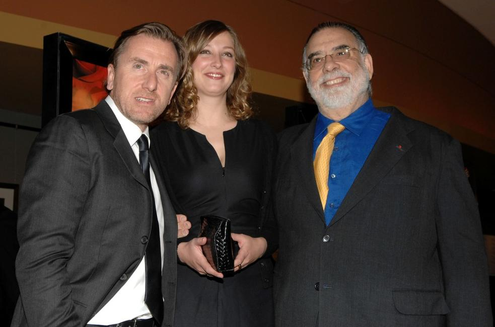 Francis Ford Coppola, Tim Roth and Alexandra Maria Lara at the California premiere of