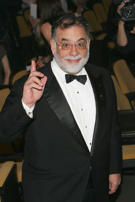 Francis Ford Coppola at the New York for 2006 National Magazine Awards.