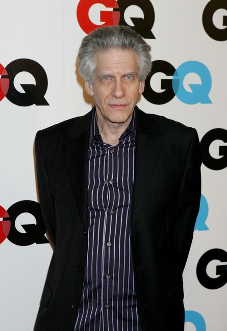 David Cronenberg at the GQ magazines 2005 Men Of The Year celebration.