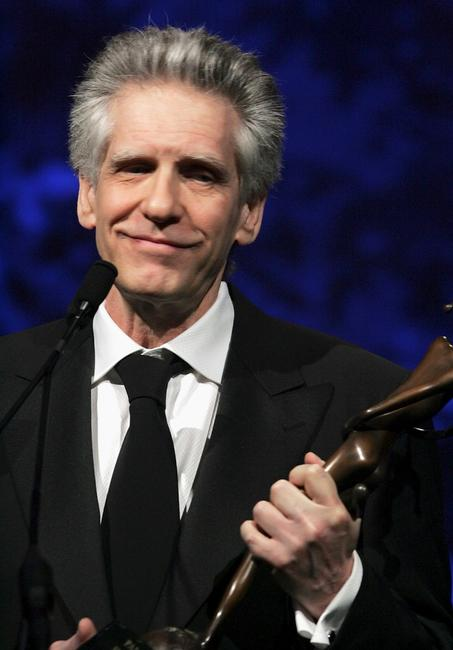 David Cronenberg at the 17th Annual Palm Springs International Film Festival Gala.