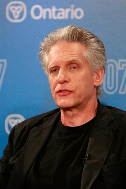David Cronenberg at the
