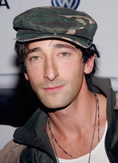 Adrien Brody at the premiere of the 2005 Volkswagen Jetta in Los Angeles, California.