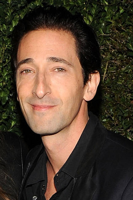 Adrien Brody at the Chanel Pre-Oscar dinner in L.A.