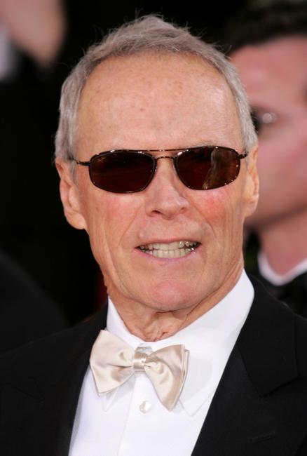 Clint Eastwood at the 62nd Annual Golden Globe Awards.