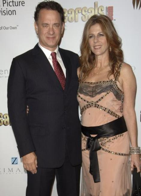 Tom Hanks and Rita Wilson at the 2nd annual