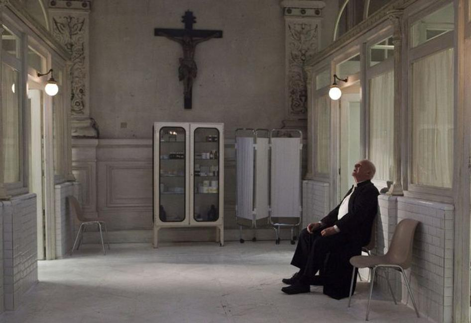 Anthony Hopkins as Father Lucas in