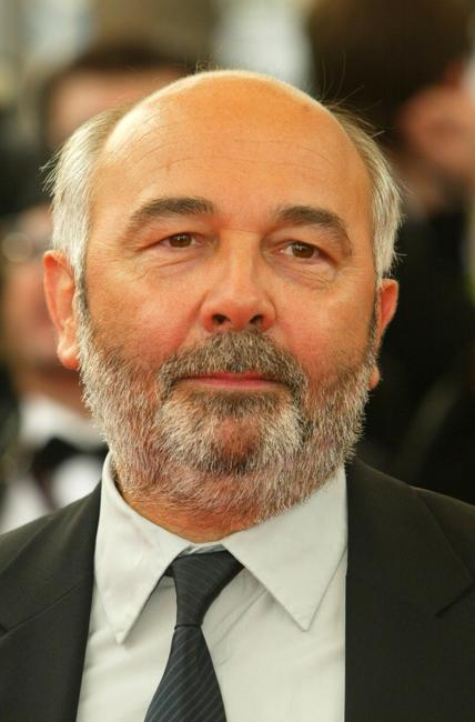 Gerard Jugnot at the 57th Cannes Film Festival Opening Ceremony and screening of