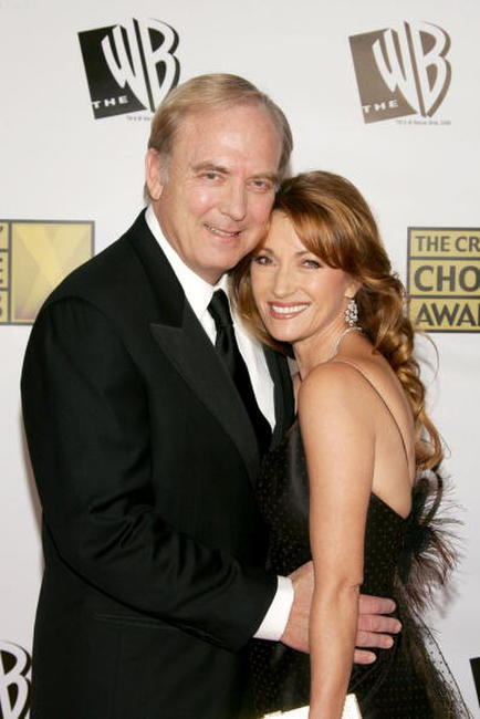 James Keach and Jane Seymour at the 11th Annual Critics' Choice Awards.