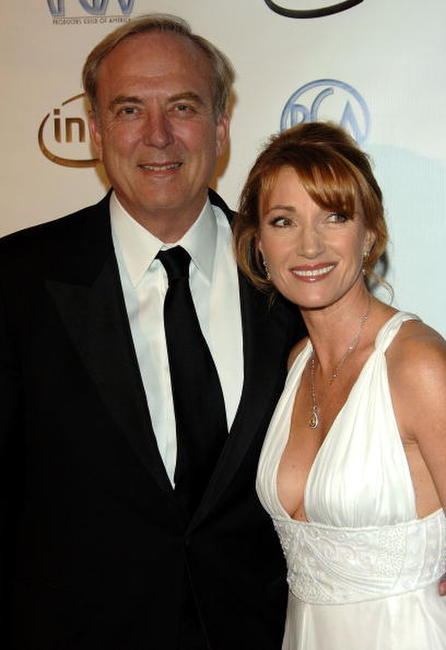 James Keach and Jane Seymour at The 2006 Producers Guild Awards.
