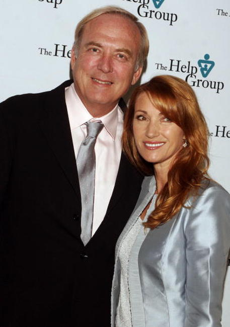 James Keach and Jane Seymour at The Help Group 29th Annual Teddy Bear Picnic.