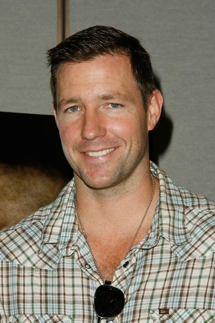 Edward Burns at the 2007 Comic-Con in San Diego.