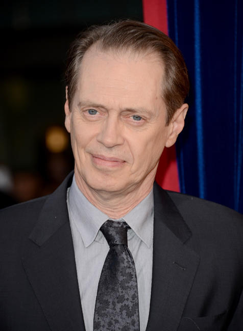 Steve Buscemi at the California premiere of