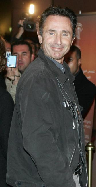 Thierry Lhermitte at the screening of