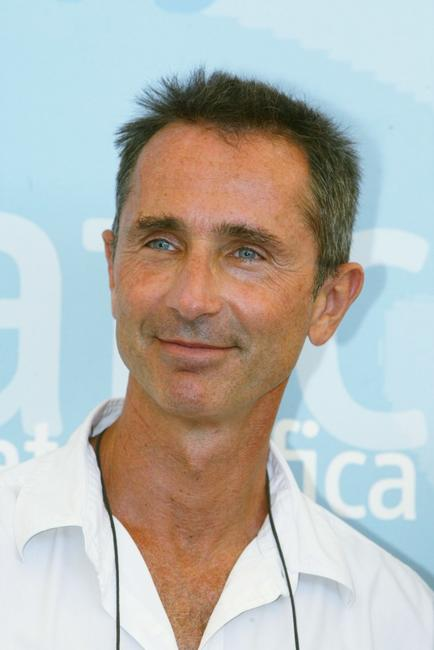 Thierry Lhermitte at the 60th Venice Film Festival.