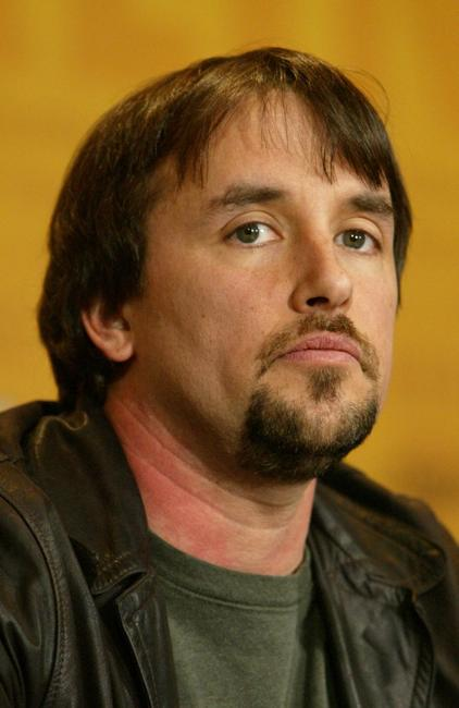 Richard Linklater at the news conference of