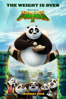 Kung Fu Panda 3 showtimes and tickets