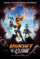 Ratchet & Clank 3D showtimes and tickets
