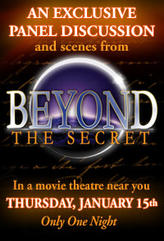 Beyond the Secret showtimes and tickets