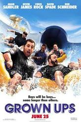 Grown Ups showtimes and tickets