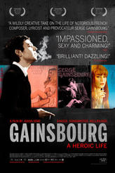 Gainsbourg: A Heroic Life showtimes and tickets