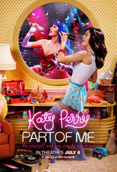 Katy Perry: Part of Me showtimes and tickets