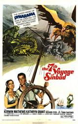 The 7th Voyage of Sinbad / The Golden Voyage of Sinbad showtimes and tickets