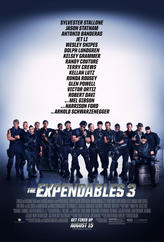 The Expendables 3 showtimes and tickets