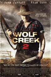 Wolf Creek 2 showtimes and tickets