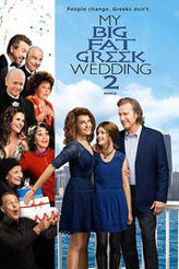 My Big Fat Greek Wedding 2 showtimes and tickets