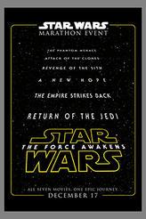 Star Wars Marathon showtimes and tickets