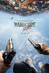 Hardcore Henry showtimes and tickets