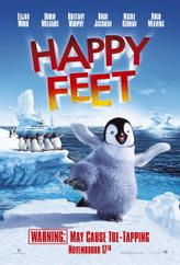 Happy Feet showtimes and tickets
