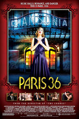 Paris 36 showtimes and tickets