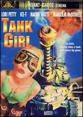 Tank Girl showtimes and tickets