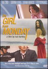 The Girl from Monday showtimes and tickets