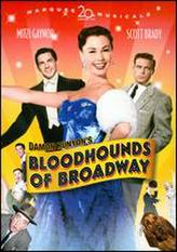 Bloodhounds of Broadway (1952) showtimes and tickets