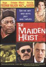 The Maiden Heist showtimes and tickets