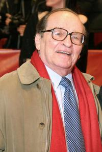 Sidney Lumet at the 56th Berlinale Film Festival for the presentation of his movie