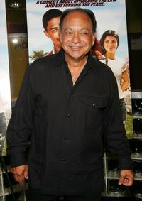 Cheech Marin at the New York premiere of