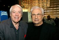 Kevin McCarthy and Frank Gehry at the Los Angeles premiere of