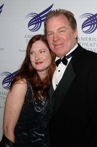 Annette O'Toole and Michael McKean at the American Theatre Wing Annual Spring Gala.