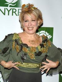Bette Midler at the 12th Annual NYRP