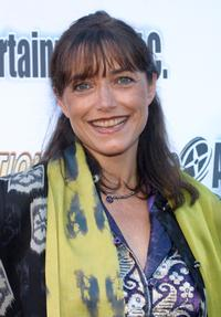 Karen Allen at the premiere of