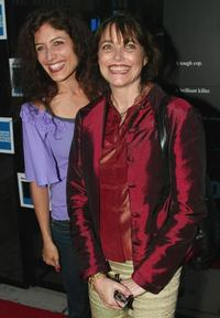 Karen Allen and Lisa Edelstein at the Tribeca Film Festival, at the premiere of