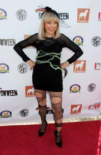 Terry Moore at the 4th Annual Much Love Animal Rescue Bow Wow Ween.