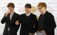 Robert Redford, Tom Cruise and Robert Redford at the Berlin photocall of
