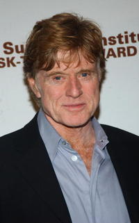 Robert Redford at the Sundance Institute Annual Risk-Takers Gala Benefit in New York City.