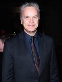 Tim Robbins at the 3rd Annual Museum of The Moving Image Black Tie Salute honoring Tom Cruise.