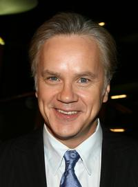 Tim Robbins at the Los Angeles premiere of